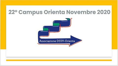 pulsante per accedere ai link del campus orienta 2020